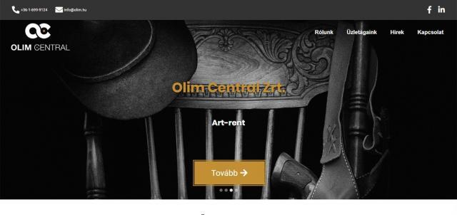 olim-hero-webfejlesztes-felujitas