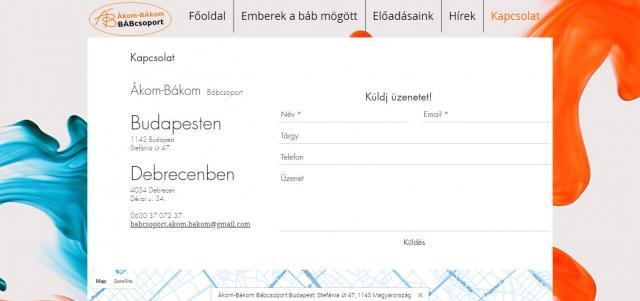 babcsoport-egyedi-fejlesztes-egyedi-kapcsolat-form