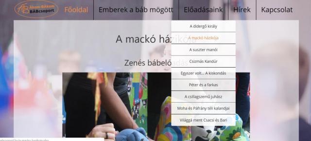 babcsoport-webfejlesztes-menu
