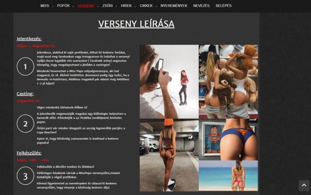 misspopo-aloldal-egyedi-webdesign