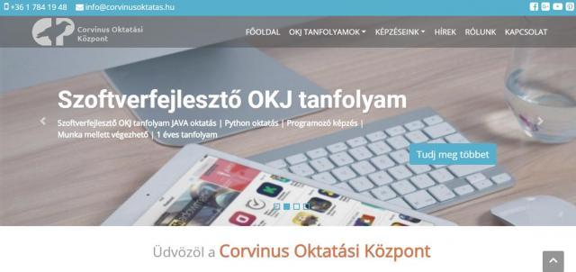 Corvinus Oktatási Központ