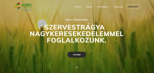 Agro Naturtáp Kft.