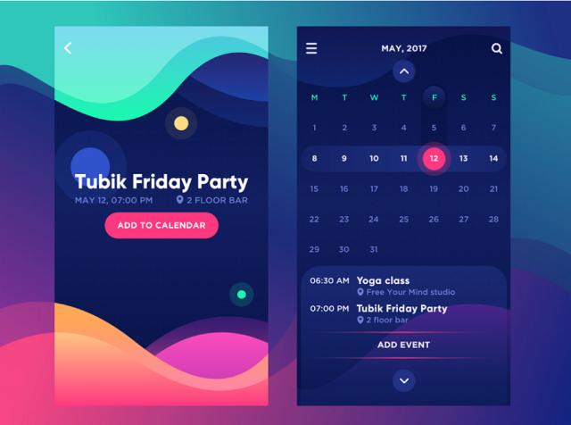 Mi a trendi Webdesign téren 2019-ben?